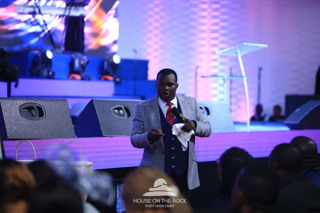 Access Granted – Pastor Lanre Oluseye