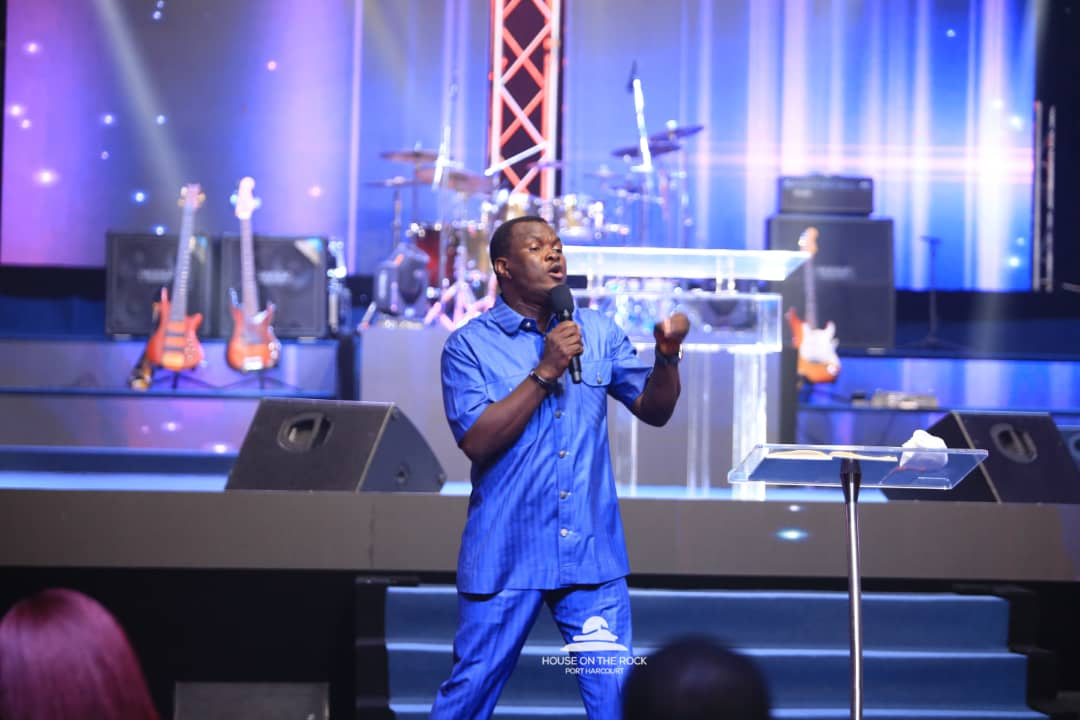 Are you the one? – Pastor Lanre Oluseye